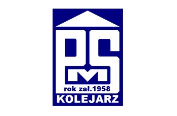 """Pracownicza Spółdzielnia Mieszkaniowa """"Kolejarz"""""""